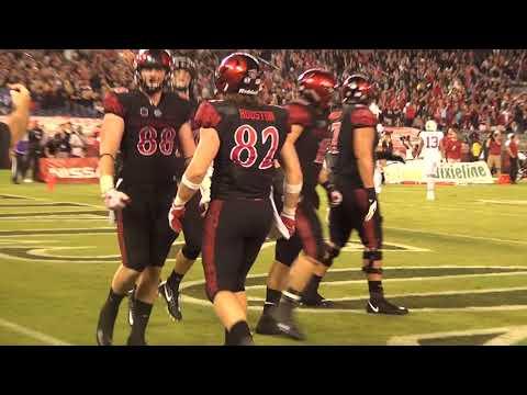 SDSU upsets No. 19 Stanford (final moments)