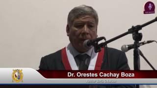 Tema: Ceremonias de inauguración de las Fac. de Odontología, Medicina Veterinaria y Derecho