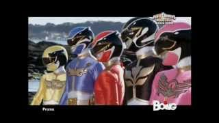 Power Ragers Megaforce - Dal 21 Ottobre - BOING