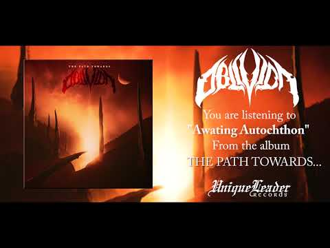 Oblivion - The Path Towards...(FULL ALBUM HD AUDIO)