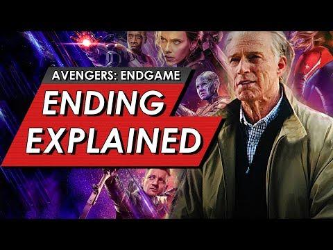 Avengers: Endgame: Ending Explained + Full Movie Spoiler Review Breakdown