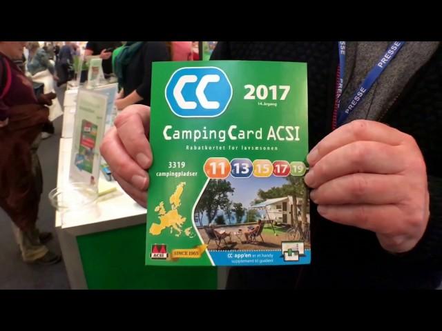 CampingCard ACSI giver dig rabat på 3.319 campingpladser i Europa.