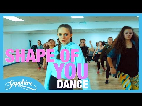 Thumbnail: Shape Of You - Ed Sheeran | Cover by Sapphire