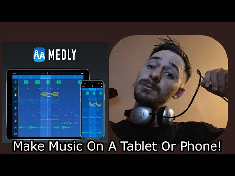 Make Beats With Medly iPhone App