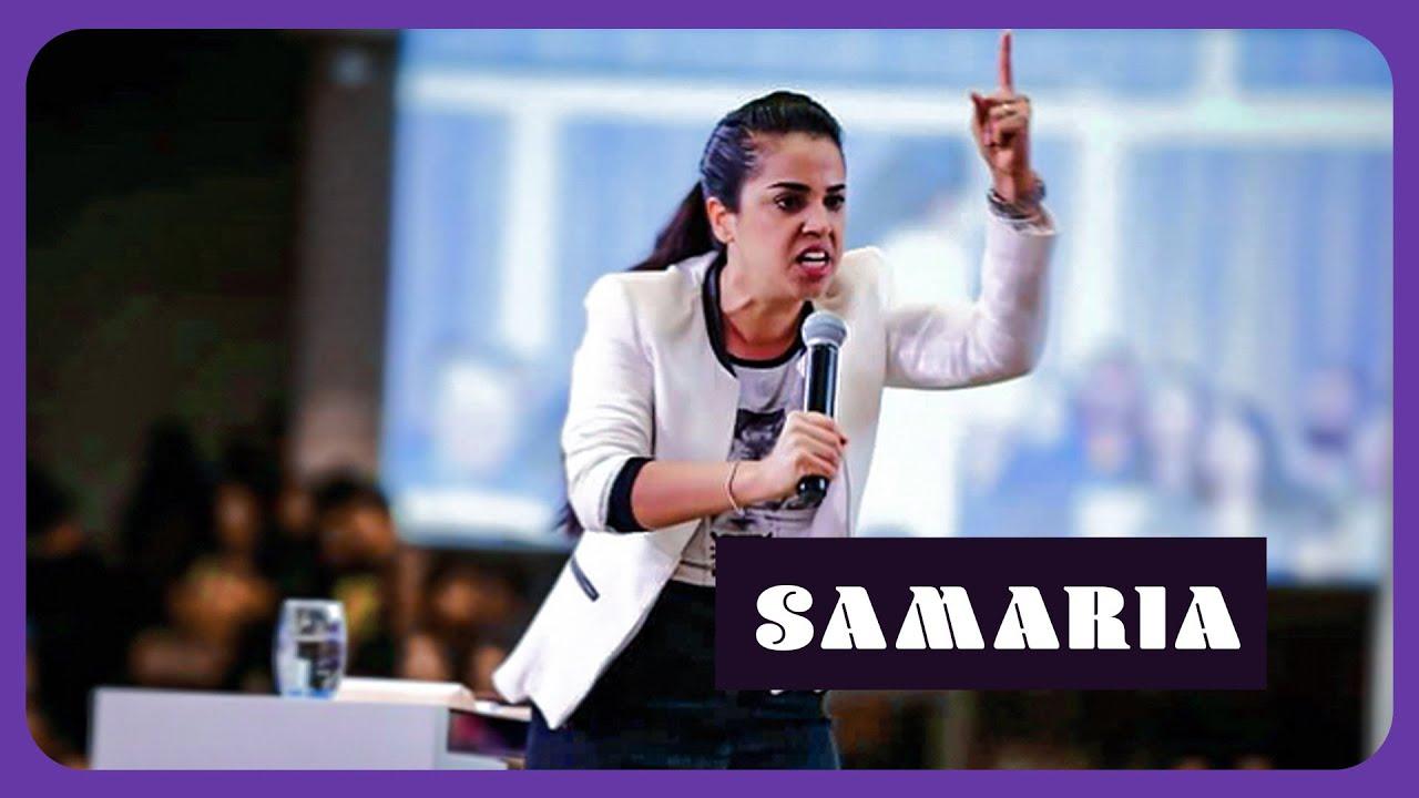 Camila Barros | Pare de Atrasar a Vontade de Deus!