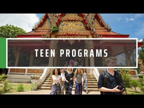 GVI Volunteer Opportunities For Teens