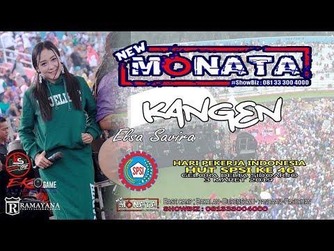 KANGEN - ELSA SAVIRA - NEW MONATA - RAMAYANA AUDIO