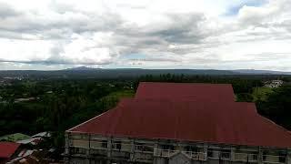 Taal batangas Top of taal basilica