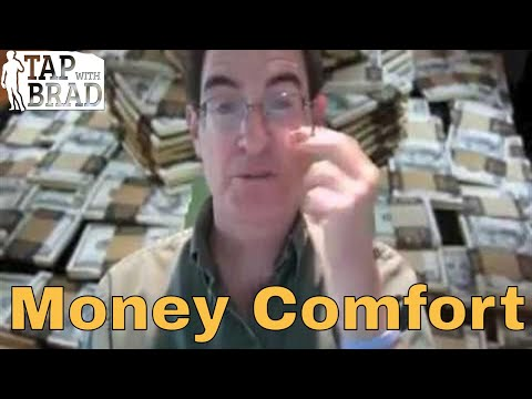 Money Comfort - EFT with Brad Yates