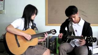 On A Brisk Day-Sungha Jung (guitar Cover)