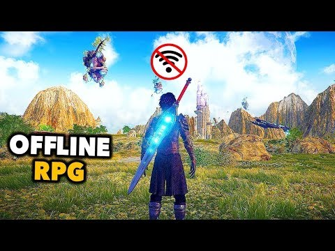 Best Offline RPG Games For Android Free Download