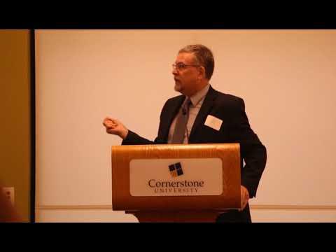 """Does Religion Have a Future?"" Dr. William Schweiker - West Michigan Academic Consortium 2014 - AM"
