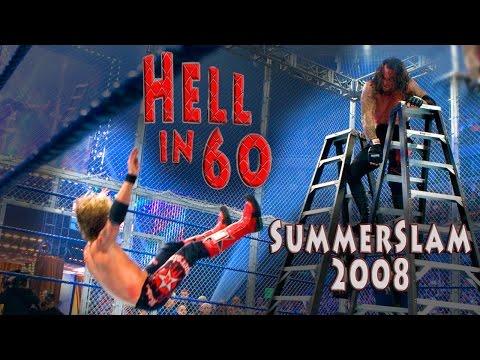 60 Seconds in Hell - The Undertaker vs. Edge - SummerSlam 2008