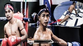 Kun Khmer Superior, Him Serey Vs (Thai) Panthorng, 08/07/2018, ISI Steel Boxing