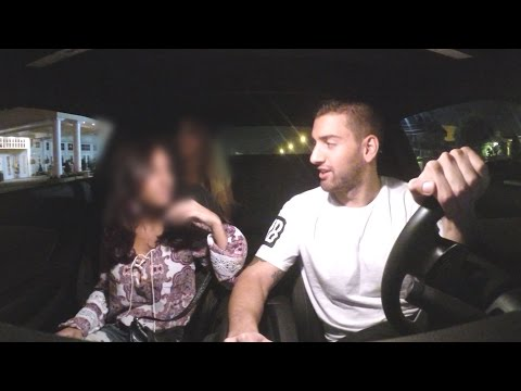 Abducting Girls at a Bar/Club (Predator Social Experiment)