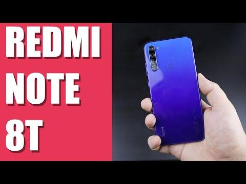 Обзор Redmi Note 8T — Реальный опыт использования!