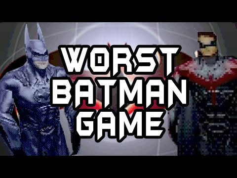 The Worst Batman Game - Mike Matei and Tony Tuesdays