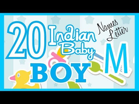 20 Indian Baby Boy Name Start with M, Hindu Baby Boy Names, Indian Name for Boys, Hindu Boy Names