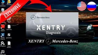 Installation & Activation Mercedes-Benz MB Star Xentry PassThru / Fix Error 2221-45 + KeyGens