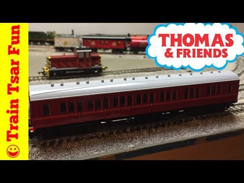 Bachmann 76041 Spencer's Special Coach- Thomas and Friends HO Scale Train