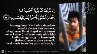 Kisah Hafiz Al-Quran yang dipenjara
