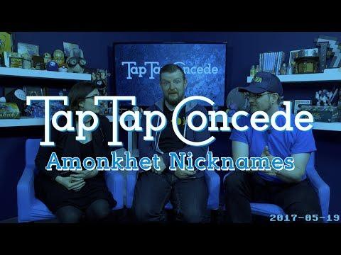 TTC 175 - Amonkhet Nicknames