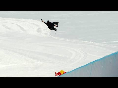 Shaun White's full run - Red Bull Project X