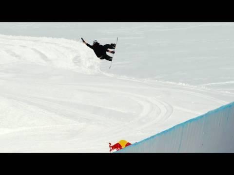 Shaun White's full run  Red Bull Project X