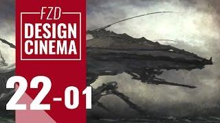 Design Cinema – EP 22 - Sketch Painting Part 01