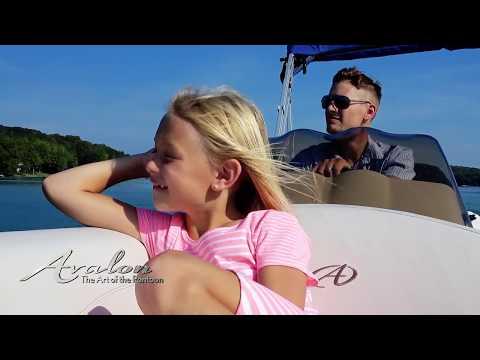 2018 Pontoon Boats for Families | Avalon Luxury Pontoons