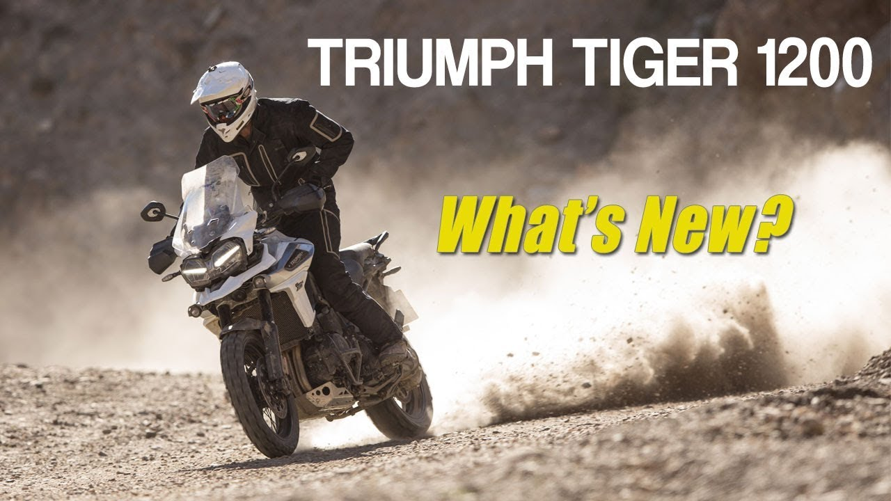 2018 Triumph Tiger 1200 XCa First Ride Review - ADV Pulse