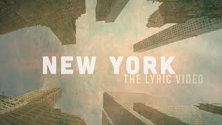 Eric Burgett - New York (Official Lyric Video)