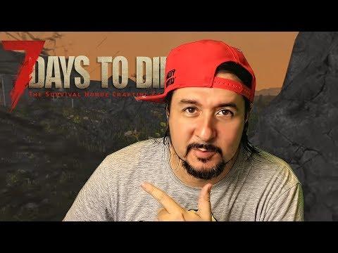 "7 DAYS TO DIE - ALPHA 16 #32 ""EL REGRESO DEL HALL OF FAME!"" | GAMEPLAY ESPAÑOL"