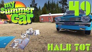 "[SATSUMA-NOTDIENST] ""Halb tot"" - My Summer Car #049 (GERMAN LP)"