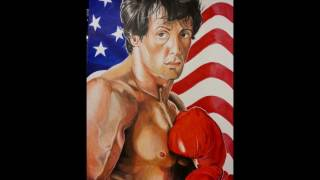 Drawing Pencils Rocky Balboa
