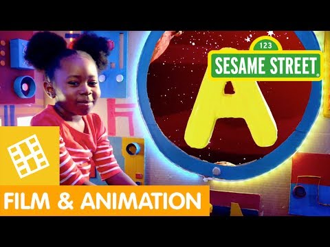 Sesame Street: Letter A Adventure