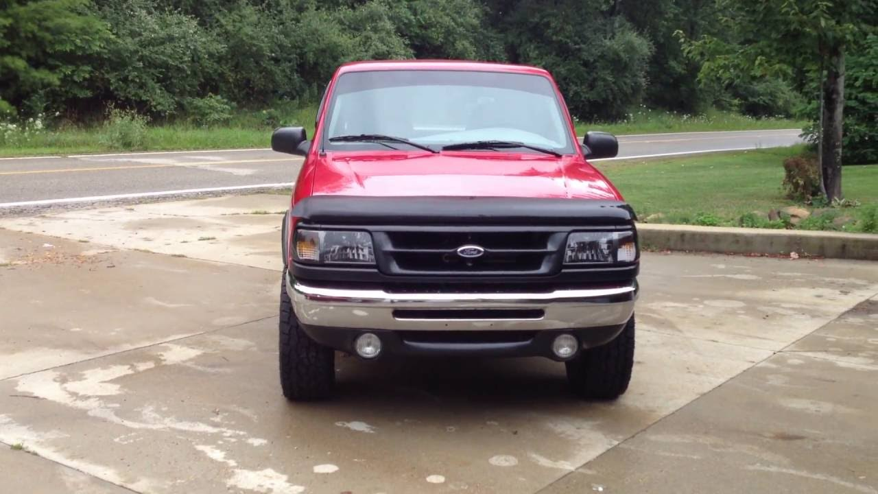 1996 ford ranger stx mint condition 100 rust free