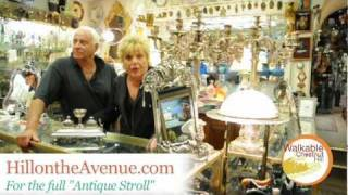 Antique Stroll Down Chestnut Hill