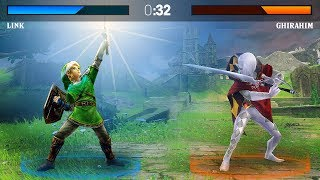 A Legend of Zelda Fighting Game? | Zeltik