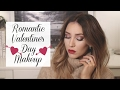 Romantic Red Valentines Day Makeup Tutorial