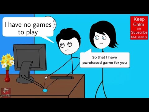 What it feels like to get free games from your mother