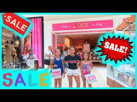 "VICTORIA SECRET ""PINK"" BIG SALE / HAUL ""SUMMER"" #240"