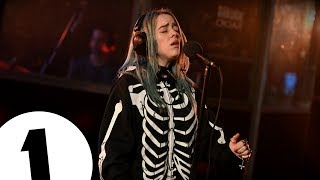 Billie Eilish - you should see me in a crown on Radio 1 Video