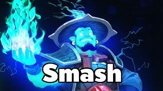 [Dota2] Smash Pro Hero Storm Spirit MID Game MMR 7100+ [ Smash Gameplay ]