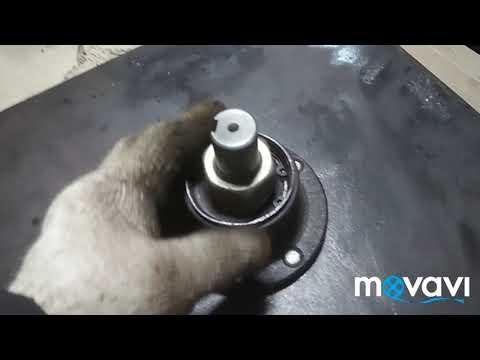 Полноценное сцепление с размерами на КПП ваз