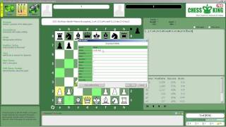 Tutorial #8: How to Enter and Save Games in Chess King