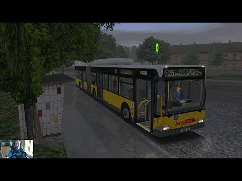 Lets Play - Omsi 2 [Teil 58] [Berlin X10 - Linie 625]