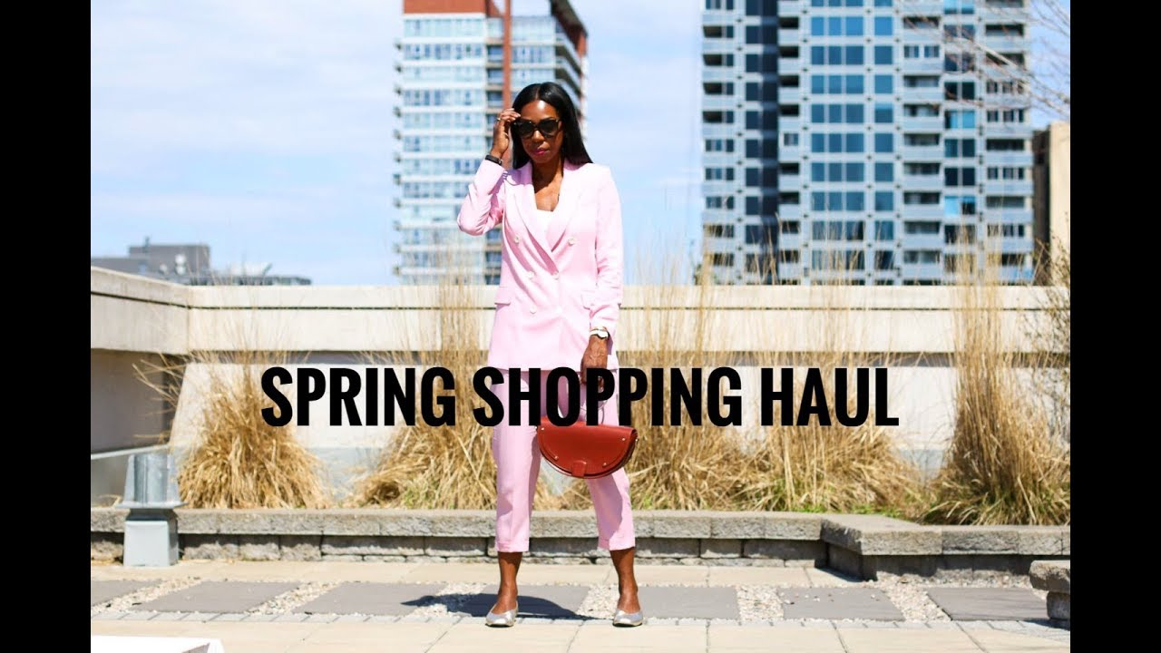 4 Spring Outfits - Mini Haul and Lookbook | by Style Domination 6