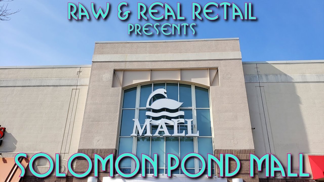 Soloman Pond Mall, Halloween 2020 Solomon Pond Mall   Raw & Real Retail   YouTube