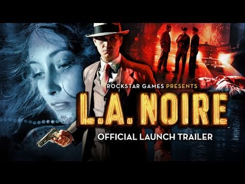 L.A. Noire - Official Launch Trailer